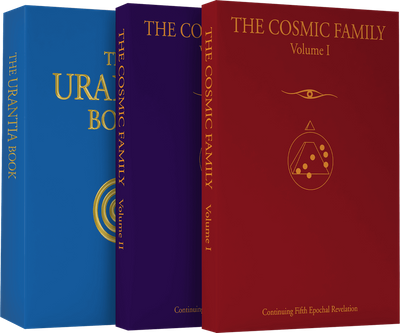 Urantia Book & The Cosmic Family Volumes